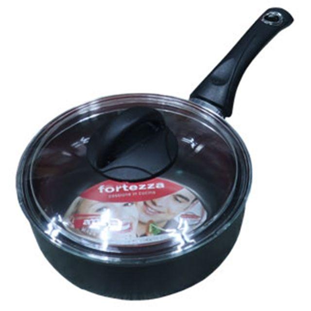 포르테자 스토브먼 냄비 편수 18cm 라면 찌게 요리 [제작 대량 도매 로고 인쇄 레이저 마킹 각인 나염 실크 uv 포장 공장 문의는 네이뽕]