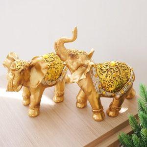 054 골드 큐빅 코끼리 2P