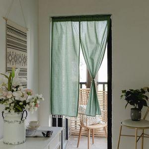 바란스 커튼 가리개 주방 문 가림막 현관 창문 식당