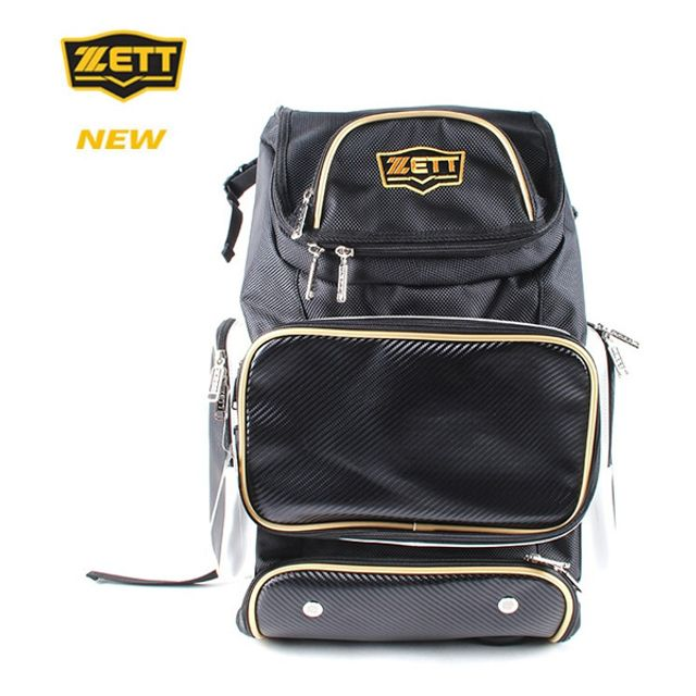 ZETT 제트 BAK-448 2 야구가방 백팩 개인장비 보관