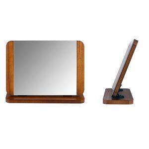 멀티 사각 탁상 거울(26x18cm) 90도 각도조절