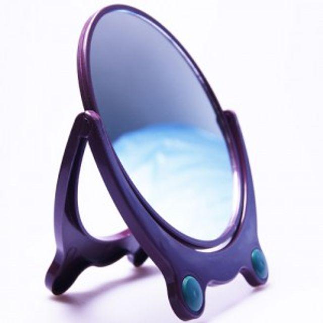 개구리 왕눈이 거울 메이크업 화장거울 탁상거울