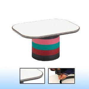 모던 거실 좌식 티 테이블 소파 낮은 사각 탁자 좌탁