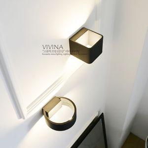 GALH LED 너츠 벽등6W (2color) 인테리어 조명