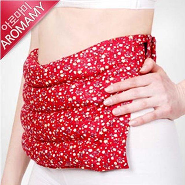 그린라이프 허브찜질팩 허리 복부용(기본형) 찜질팩 찜질 허브찜질팩 핫팩 생활용품 건강용품 선물 판촉물