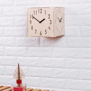 타임데코 3 Clock 3면시계 양면벽시계 인테리어벽시계