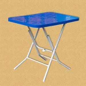 편의점 플라스틱 파라솔 테이블 야외 접이식 캠핑용