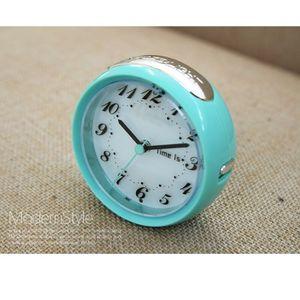 아이방 사무실 심플 디자인 탁상용 조명 알람 시계