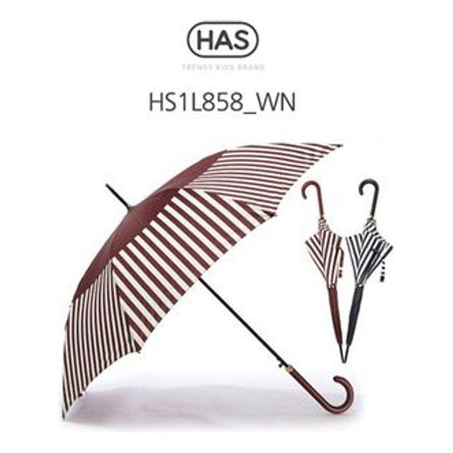 헤즈 자동 장우산 레이어드 STP HS1L858 WN 250개 인쇄무료