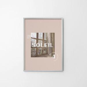 아트 그래피(SOLEIL) 침실 갤러리 일러스트 장식소품