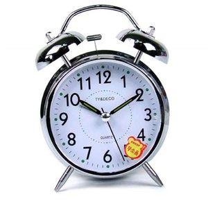 저소음 탁상 알람시계 테이블시계 카페시계 책상시계