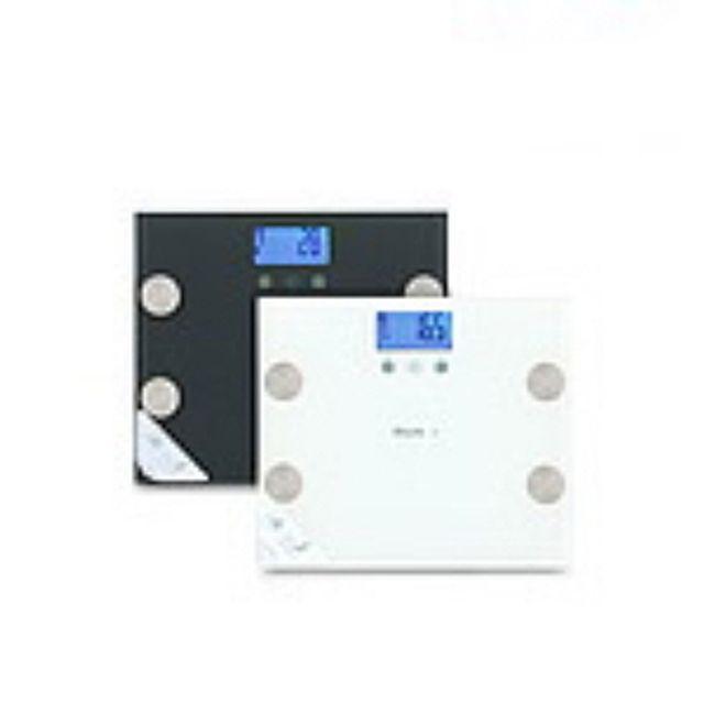 생활 건강 측정용품 인바디 메탈 패드 디지털 체중계