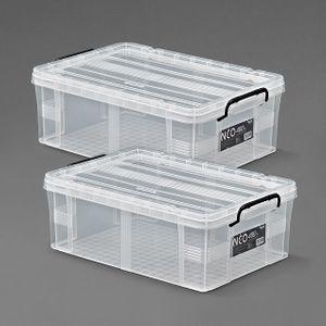 네오박스400 2개 장난감 인형보관 기저귀 옷장정리