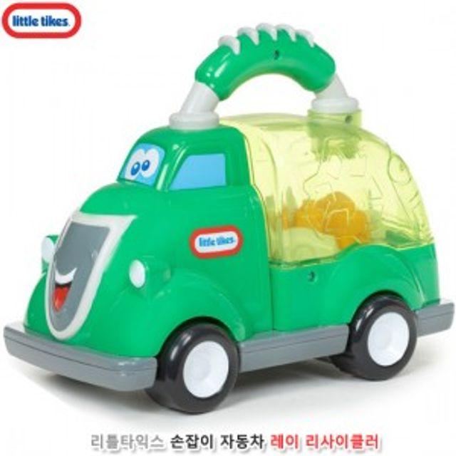 어린이 장난감 완구 손잡이자동차 레이 리사이클러