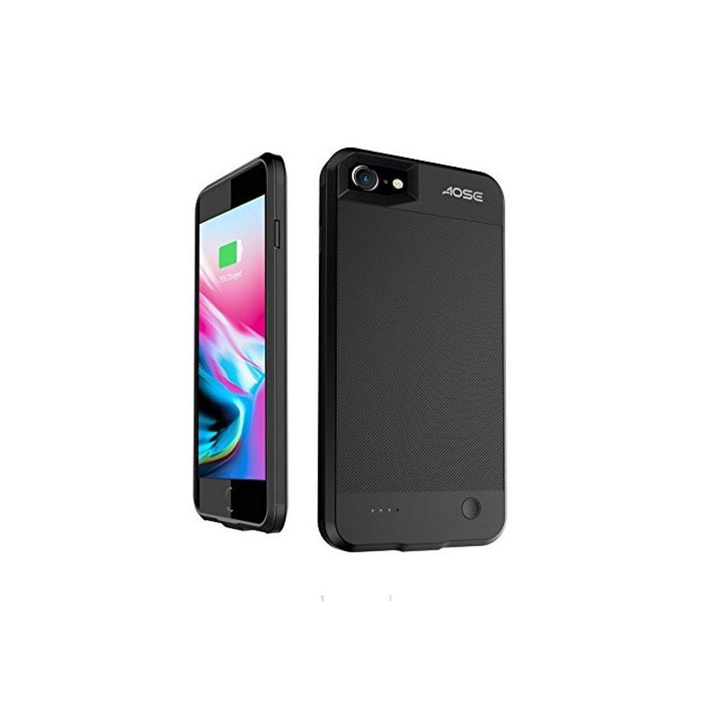 [더산직구]Aose 아이폰 7 8 배터리 충전 케이스 Ultra 슬림/ 영업일기준 5~15일