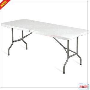 식당 가정용 다용도 테이블 BM-6FT(상판접이)-B