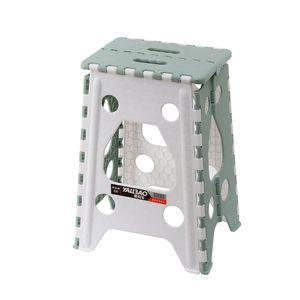 사각 접이식 의자 L 그린 캠핑의자 매직의자 욕실