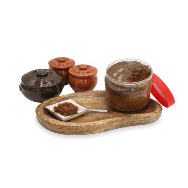 된장 3kg 천연된장 직접담근된장 지리산콩마을