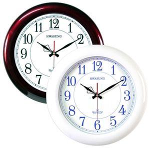 무소음 아날로그 원형 벽걸이 시계 106 지름37cm