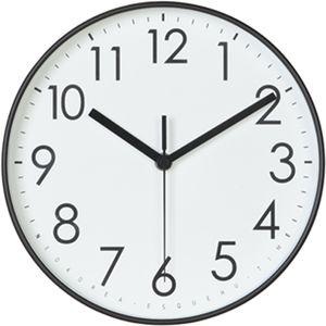 MU250휴블랙벽시계
