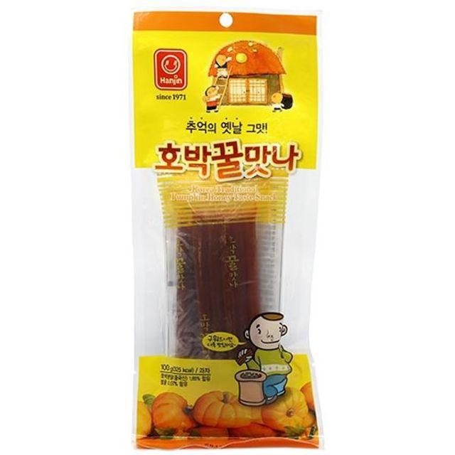한진 호박꿀맛나(100g)