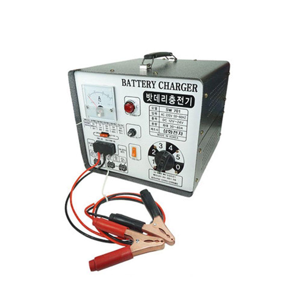 삼화 배터리충전기 701 220V/60Hz