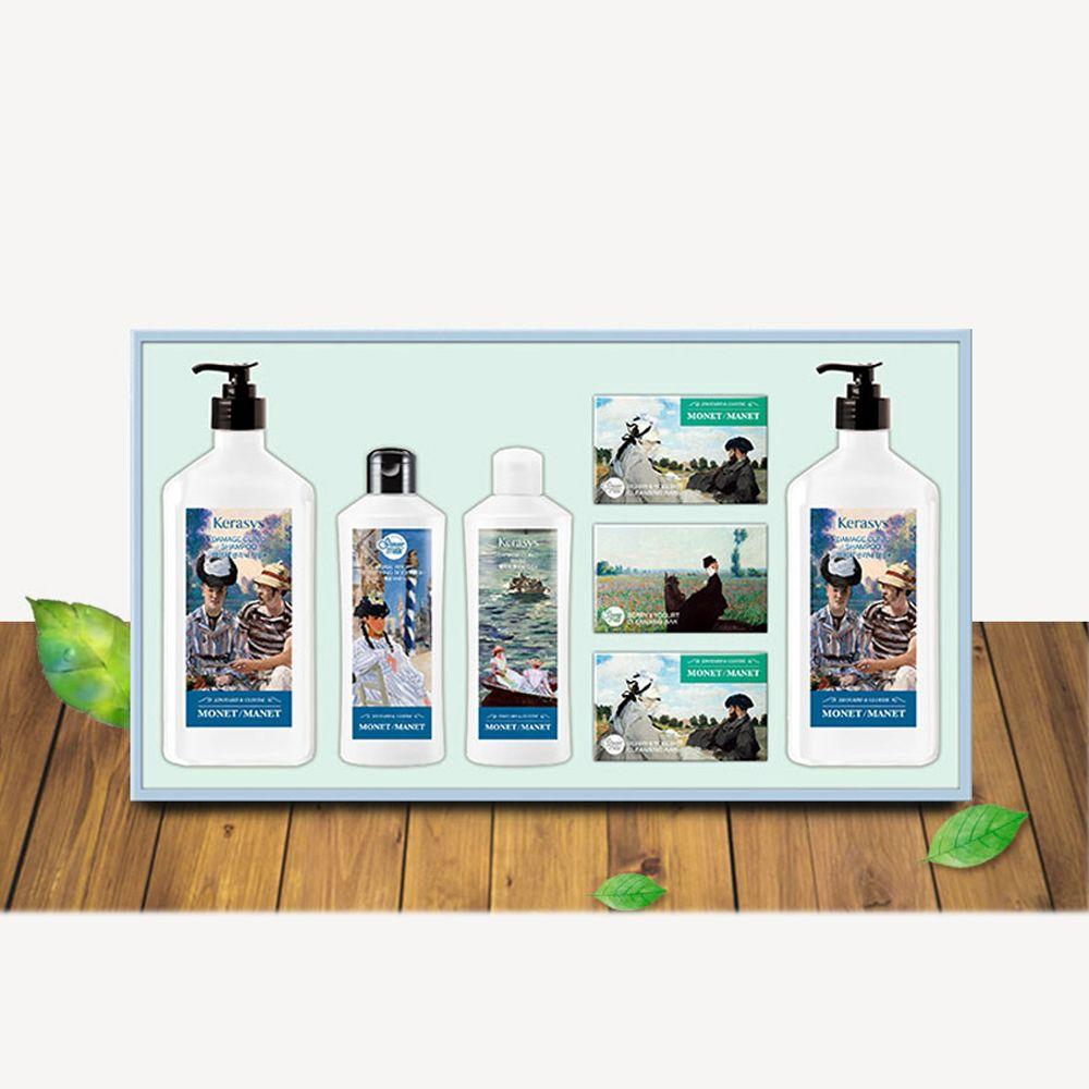 애경 20아트콜렉션 샴푸 린스 명절 선물세트