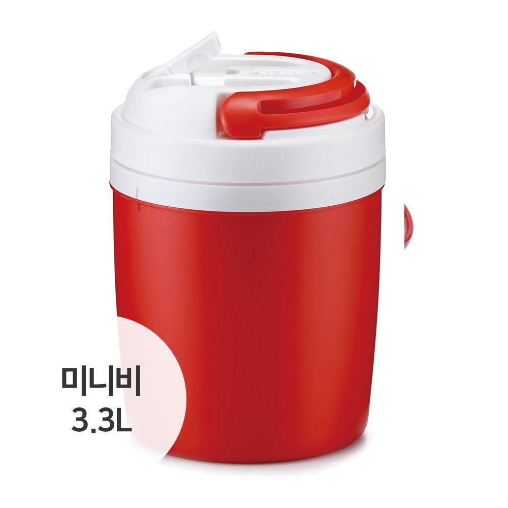 로이첸 미니비 3.3L_낚시 미니 아이스박스 캠핑 쿨러
