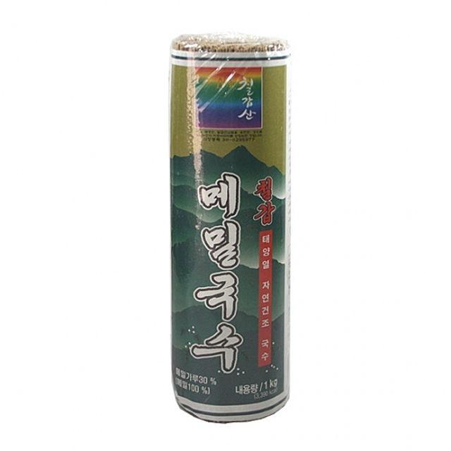 칠갑메밀국수1kg