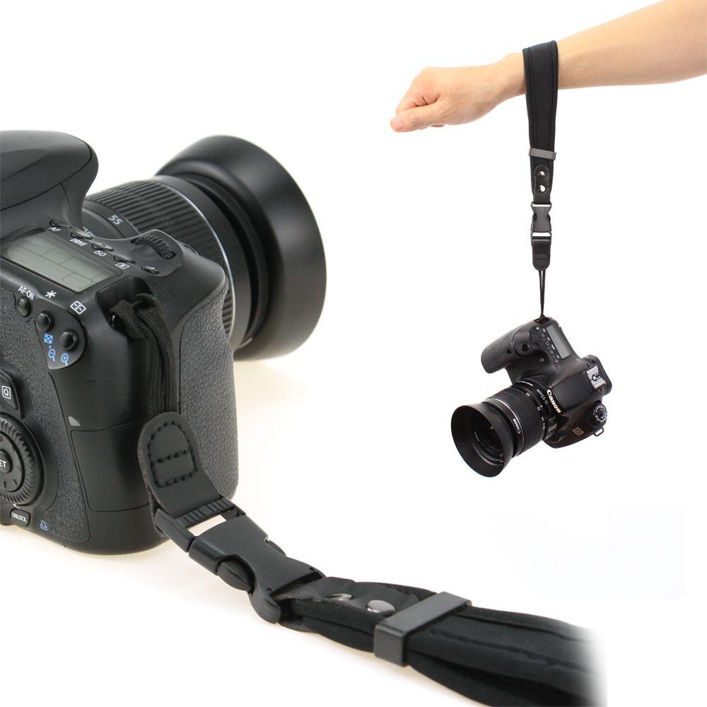 카메라 캠코더 액션캠 분실 방지 손목 스트랩 안전끈 악세서리 DSLR 9C49DBEE