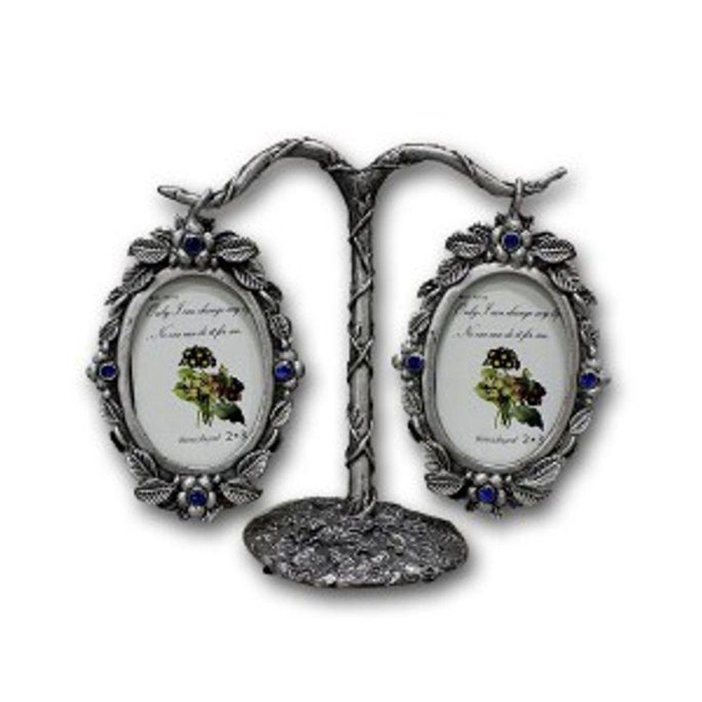 등나무 주석 탁상 액자 가족 웨딩 사진 그림 명화