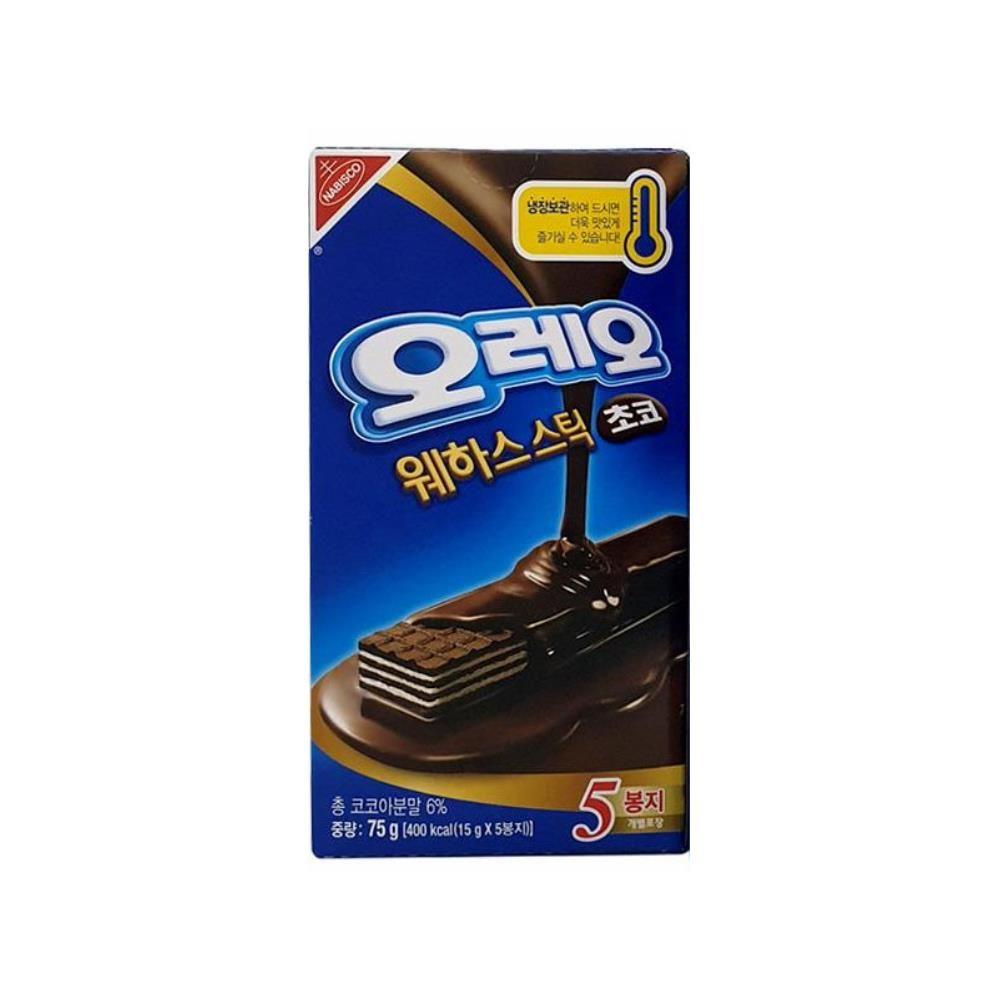오레오 웨하스스틱 5개입 맛선택 오레오샌드 샌드과자