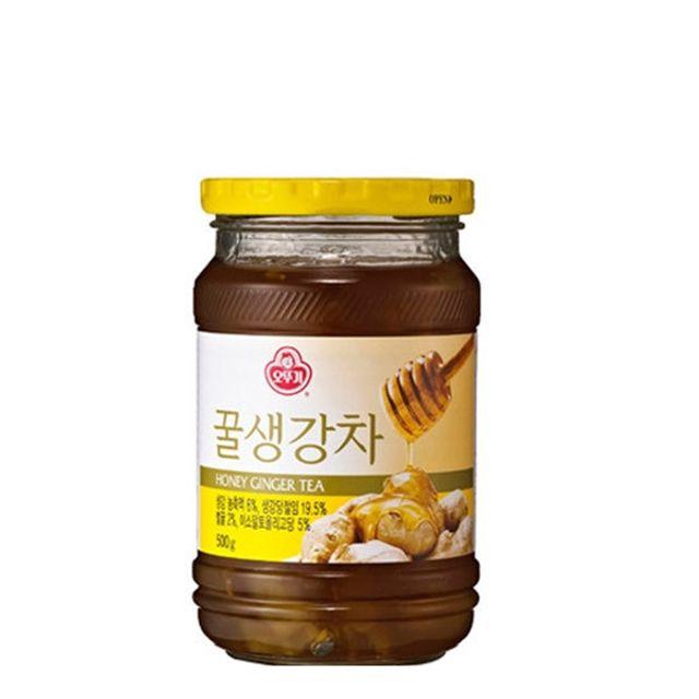 오뚜기 꿀생강차 500g