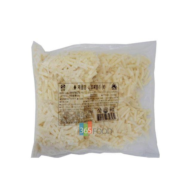 사조오양 모짜렐라 자연치즈 1kg 피자치즈