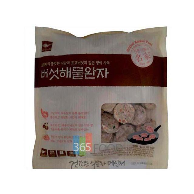 사옹원 버섯해물완자 1kg