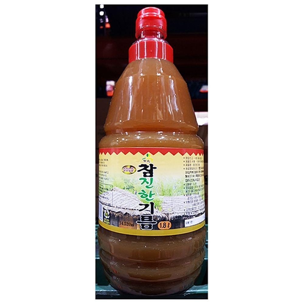 맛기름 B 식자재 1.8LX12개 토속