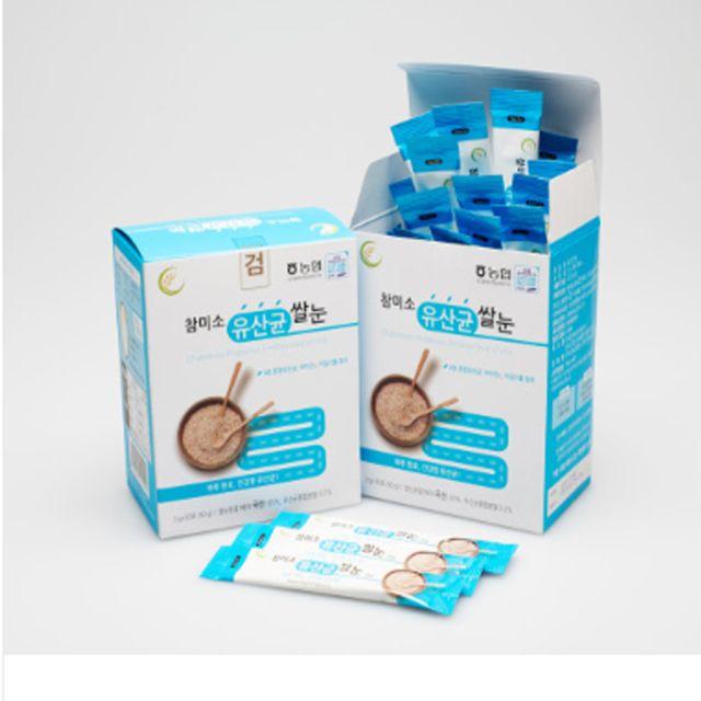 유산균 쌀눈 3gx30포 배변활동 도움