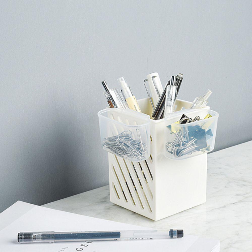 소품 조미료 튜브형 미니 보조수납 포켓 2개세트
