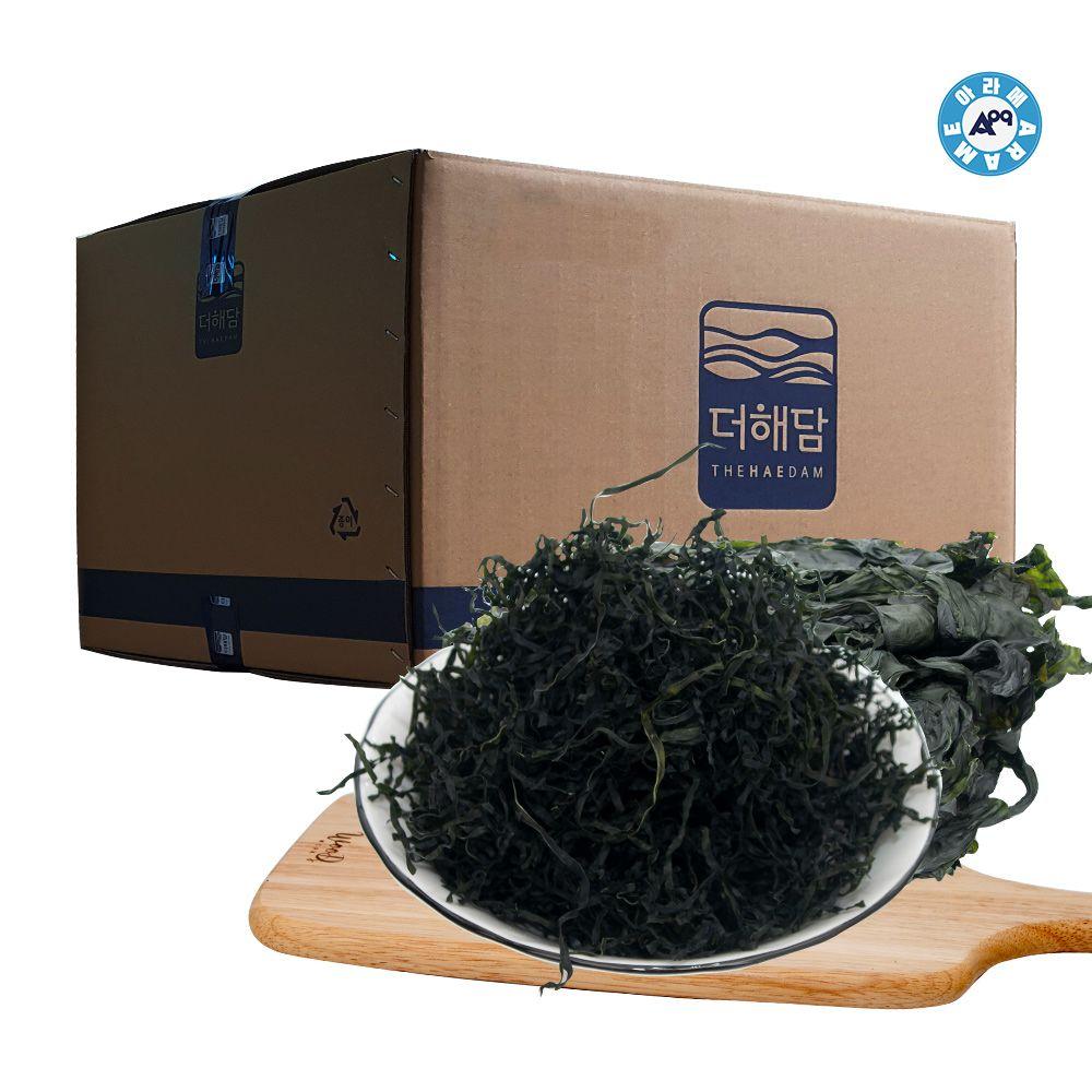 물에불려먹는 건다시마채 5kg(해초나물)