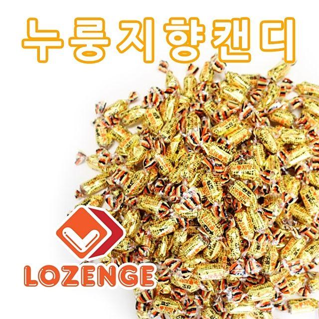 누룽지향캔디 1.7kg 누룽지 제과점사탕