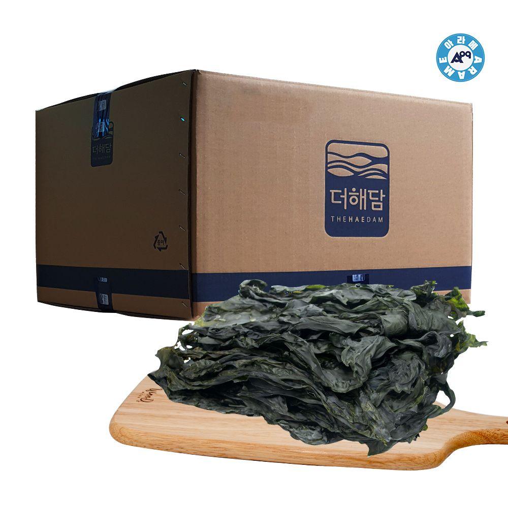 물에불려먹는 건쌈다시마 5kg(해초나물)