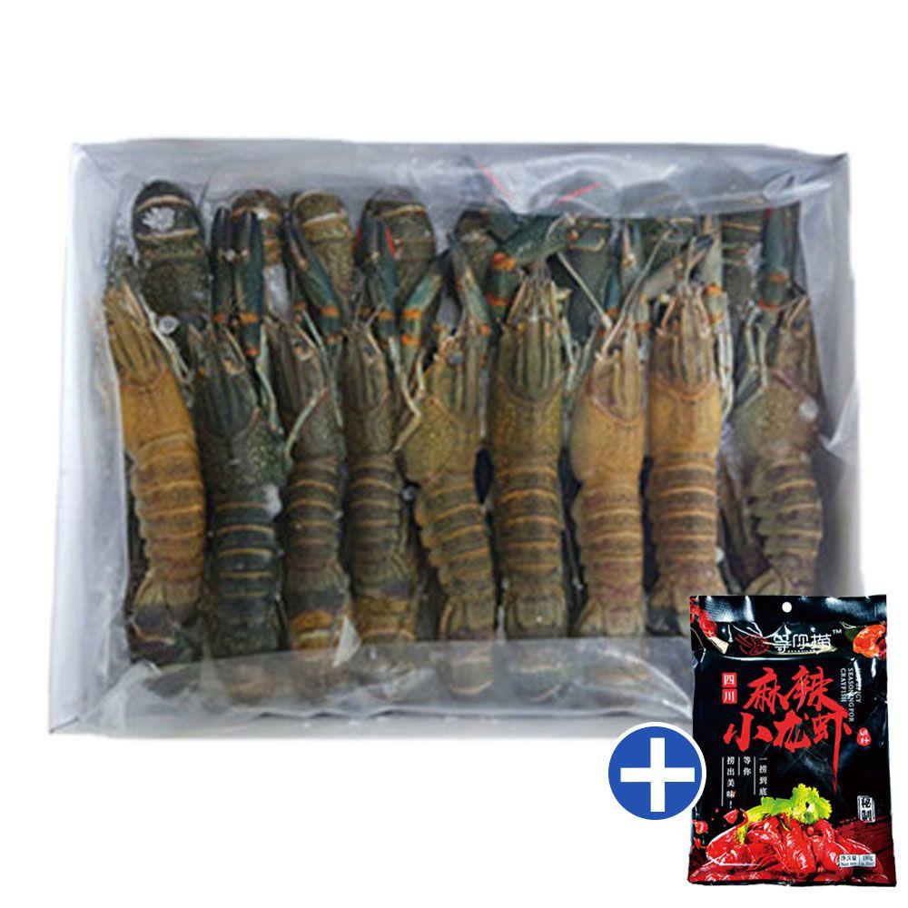 마라롱샤 냉동민물가재 1kg(25미이상) 마라소스포함