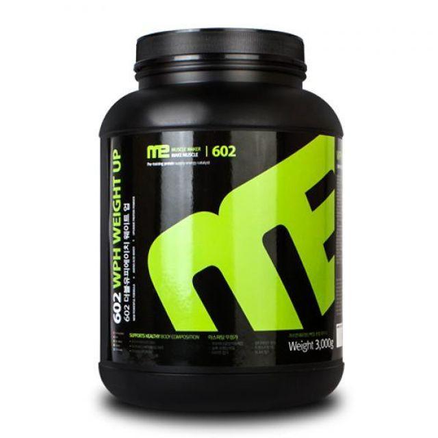 WPH 웨이트업 초코맛 3kg 마라톤 단백질 보충제