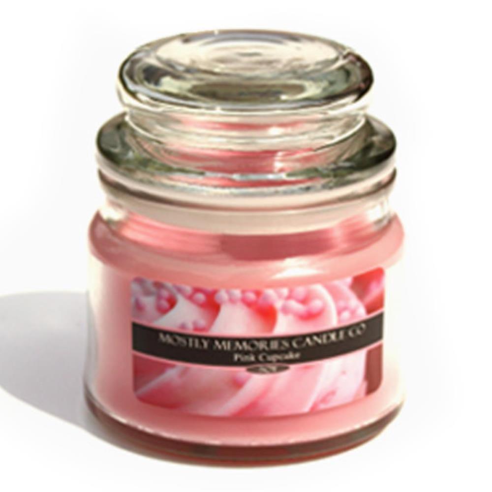 소이캔들 핑크컵케익 답례품 향초 양초 미니 캔들세트
