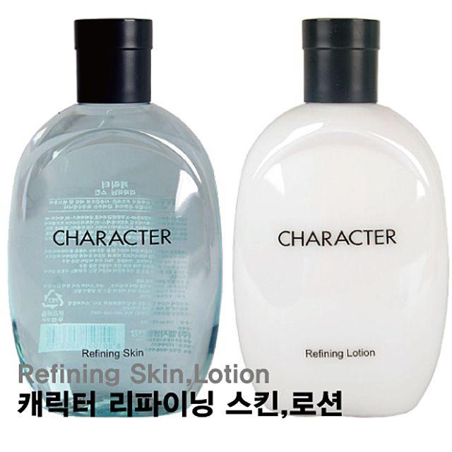 업소용 가정용 화장품 LG캐릭터 리파이닝 스킨로션 350ml(40개)