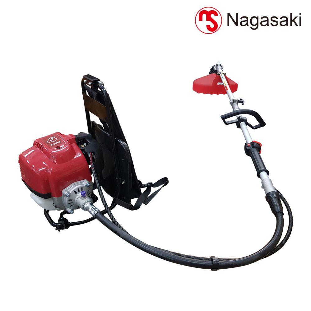 나가사키 NS-350 4행정 엔진 예초기