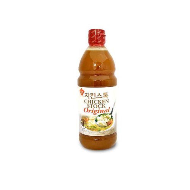 대상 미원 치킨스톡 국물요리 비법 양념 소스