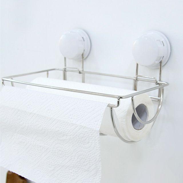 W33C8B6 키친타올보관랙 흡착 욕실 주방