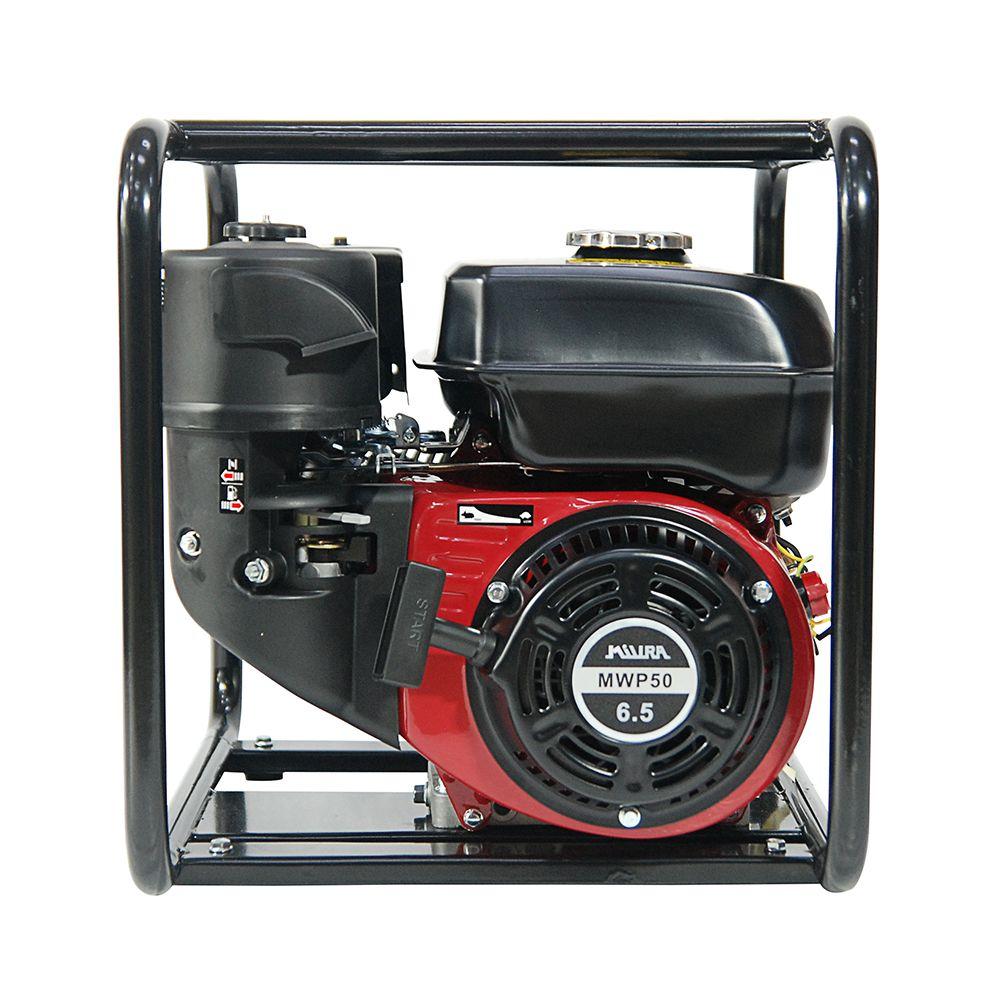 미우라 양수기 MWP-50 농업 산업 현장 고압 물펌프