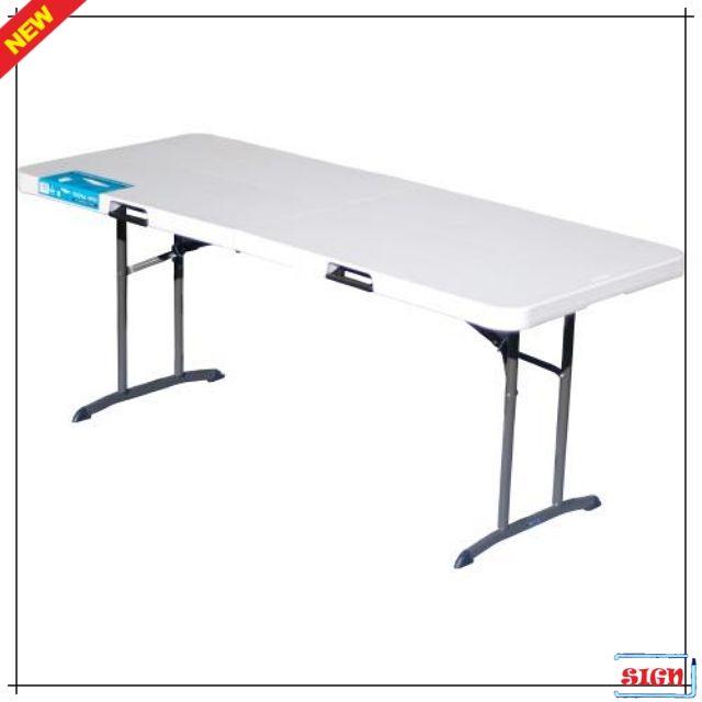 식당 가정용 다용도 테이블 BM-6FT(상판접이)-A